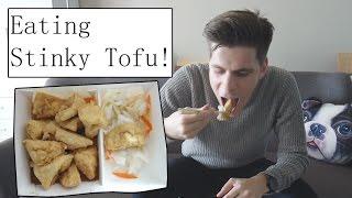 My Life in Taiwan #1 - Eating Stinky Tofu!