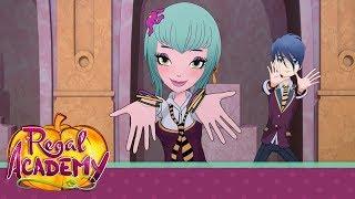 Королевская Академия | Серия 23 - Лебединый танец со звёздами (видео)