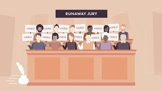 Click to play: Can Judges Change the Verdict of a Runaway Jury? [POLICYbrief]