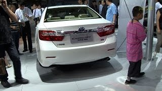 preview picture of video '广汽Toyota 凯美瑞尊瑞混动 CAMRY HEV ・・・14th China (Kunming) Pan-Asia International Automobile Exhibition'