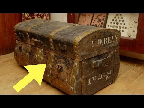 Watch Family Never Believed Their Grandpa's Crazy Stories Until They Open A Box Hidden In His Attic