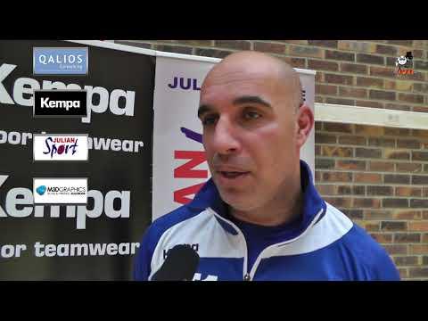 Interview du coach ABDELILAH BESRI après la victoire 8 -1 contre l'ADLSMJ FLEMALLE