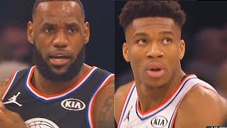 Team LeBron vs Team Giannis Full Game Highlights! 2019 NBA All-Star Game