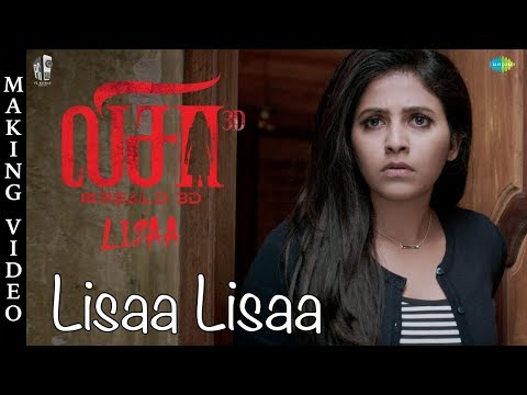 Lisaa Lisaa Song Making video | Anjali | Sam Jones | Yogi Babu | Santhosh Dhayanidhi