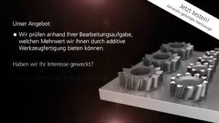 Additiv gefertigte PKD-Werkzeuge – DIE (R)EVOLUTION
