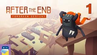 After the End: Forsaken Destiny: iOS iPad Gameplay Walkthrough Part 1 (by NEXON M)