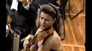Beethoven Violin Concerto-1mov (1/4) Seiji Ozawa& Anne-Sophie Mutter Boston symphony orchestra