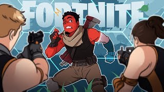 THE CHOKE IS REAL!   Fortnite: Battle Royale (w/ H2O Delirious)