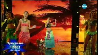 Християна Лоизу - Dinata Dinata - X Factor Live (08.12.2015)