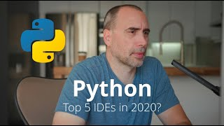 The Top 5 Python IDEs in 2020
