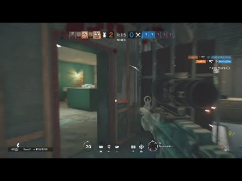 WHEN IN DOUBT COG IT OUT - Rainbow Six Siege Console Diamond
