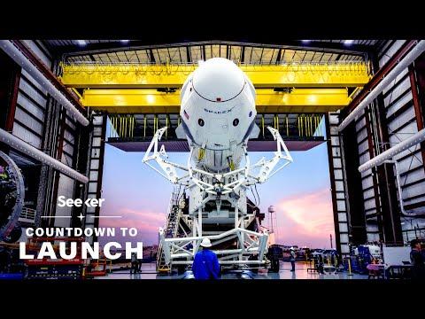 Blíží se první let Crew Dragonu s astronauty - Svět Elona Muska