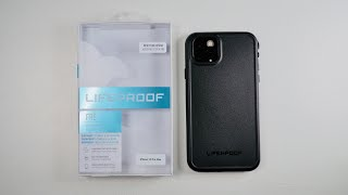 Lifeproof FRE for iPhone 11/Pro/Pro Max Unboxing & Review