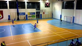 preview picture of video 'Porębska Liga Futsalu - e-poreba.pl vs. Kijowe Dynamo'