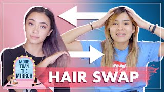 We Swapped Hair Care Products For A Week