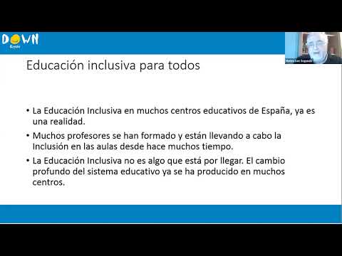 Watch video Jornada Educación Inclusiva: