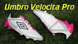 Umbro Velocita Pro - Review + On Feet