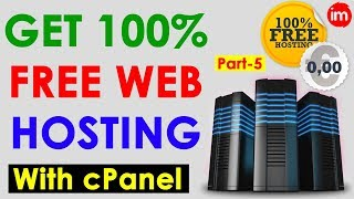 How to Get Free Web Hosting with cPanel | By Ishan [Hindi] - WITH