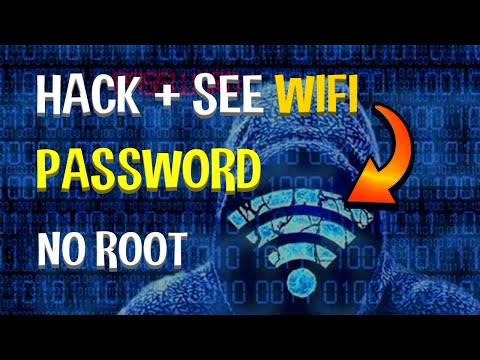 How to hack wpa2psk WiFi on android without root feat technical