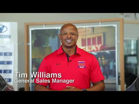 General Sales Manager Tim Williams