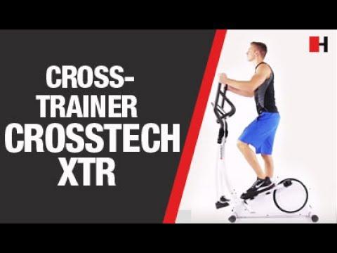 Hammer Crosstech XTR III crosstrainer