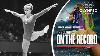 The Story of Larissa Latynina, the Most Successful Olympic Gymnast | The Olympics On The Record