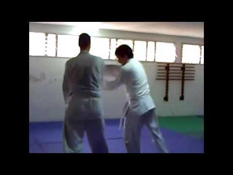 [2006] Practice at Paraiso Dojo, Caracas, Vzla