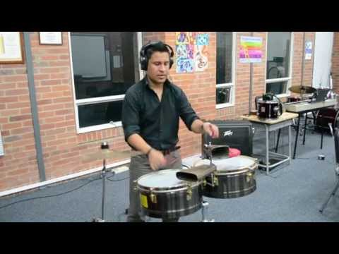 Vivir Mi Vida- Mark Anthony Cover Timbal