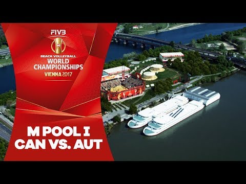 Pedlow/Schachter (CAN) V Ermacora/Pristauz (AUT) - FIVB Beach World Champs