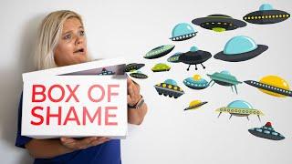 Ich zeige alles (!!!) aus meiner UFO-Kiste   Nähvlog   LaLilly