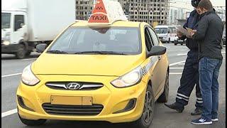 Свыше 170 тысяч транспортных средств проверено сотрудниками полиции в ходе операции «Такси»