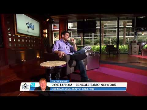 Dave Lapham Calls in to The Rich Eisen Show (Full Interview) 10/10/14
