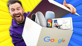 I Bought All The GOOGLE Products!!
