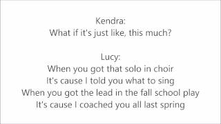 13: Getting Ready with lyrics