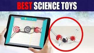Best Science Toys - Thames & Kosmos Happy Atoms Magnetic Molecular Modeling Set