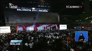Anies Baswedan Beri Pidato Pertama sebagai Gubernur Jakarta