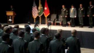 green beret graduation october 2008 - ballad of the green beret