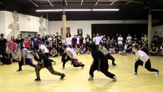 "Хип-Хоп стайл, Lyle Beniga ""HUSTLE HARD"" Class | BENIGA.com"