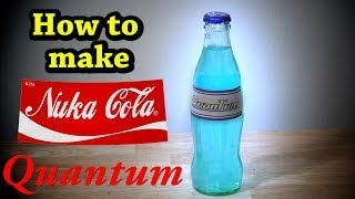 How to make Nuka Cola Quantum (Fallout DIY)