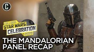 The Mandalorian Panel Recap   Star Wars Celebration 2019