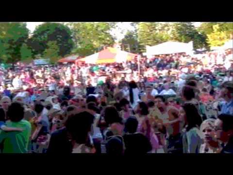 Lazo Performing Bob Marley's Punky Reggae Party & EXODUS @ Sunfest 2010
