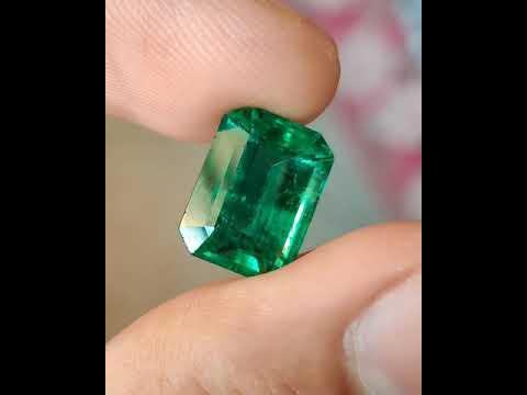 Natural Emerald 6.23 Carat