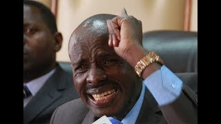 I'M NOT RESIGNING: Wilson Sossion tells President Uhuru off over his position at KNUT