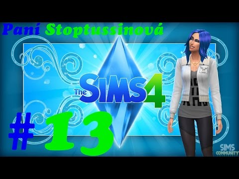 The Sims 4 ♚ CZ ♚ Gameplay / Playthrough ♚ A už jsi jenom můj! #13