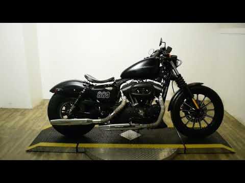 2011 Harley-Davidson Sportster® Iron 883™ in Wauconda, Illinois
