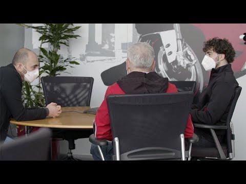 """Pecco Bagnaia: """"Casey Stoner mi ha scritto dopo le prime gare in Ducati"""""""