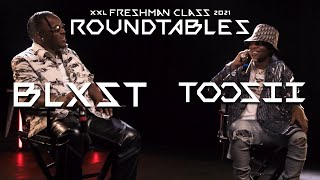 Toosii and Blxst's 2021 XXL Freshman Roundtable Interview