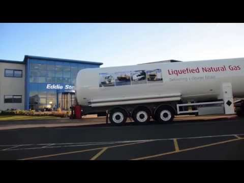 Liquefied Natural Gas BOC Delivering a cleaner future