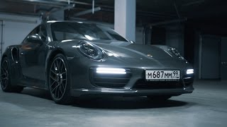 DT Test Drive — Porsche 911 Turbo S (₽ 15 млн.)
