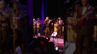 "New Lead Singer for The Stylistics Michael Muse performs The Chi-Lites Classic ""Toby"""